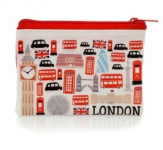 London Icons Coin Purse
