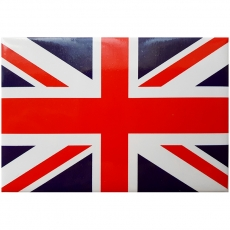 Union Jack Picture Magnet
