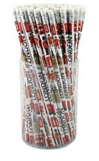 72 White London Pencils