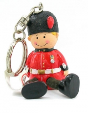 Stringfella Royal Guardsman Keyring