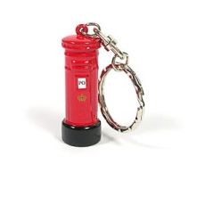 12x Post Box Keyrings Bulk Special Offer