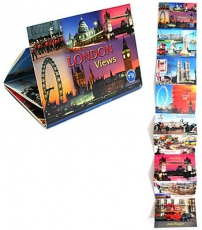 12x London Postcards Sets Bulk Special Offer