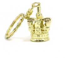 12x Crown Keyrings Bulk Special Offer