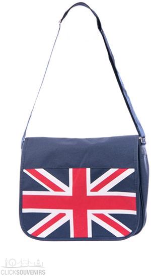 Union Jack Flag Shoulder Souvenir Bag