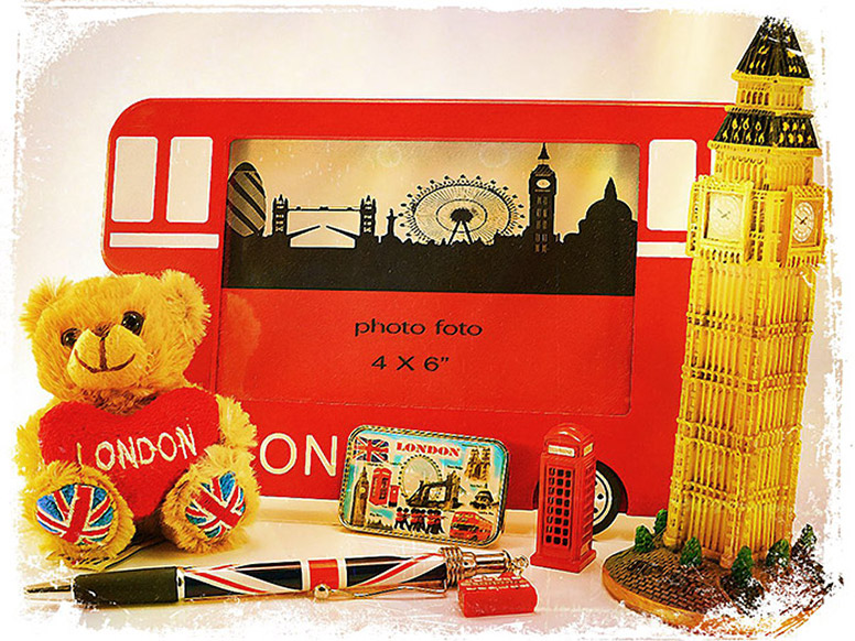 Buy souvenirs from london UK