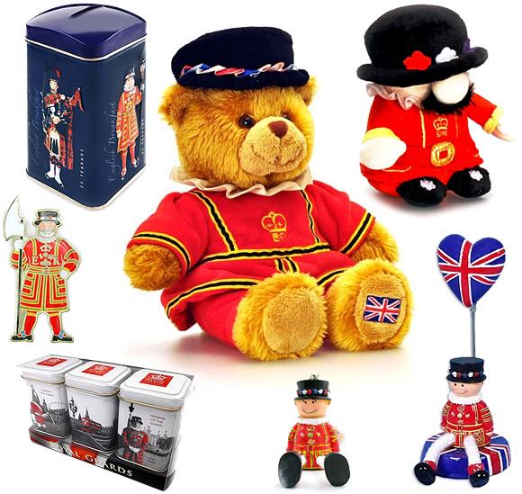 London Beefeater Souvenirs