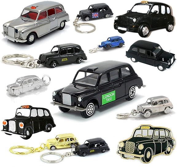 London Black Taxi Souvenirs