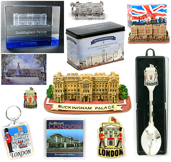 London Buckingham Palace Gifts and Souvenirs