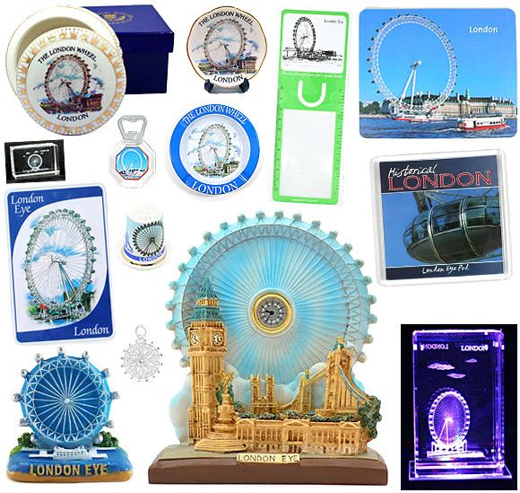 London Eye Souvenirs Gifts
