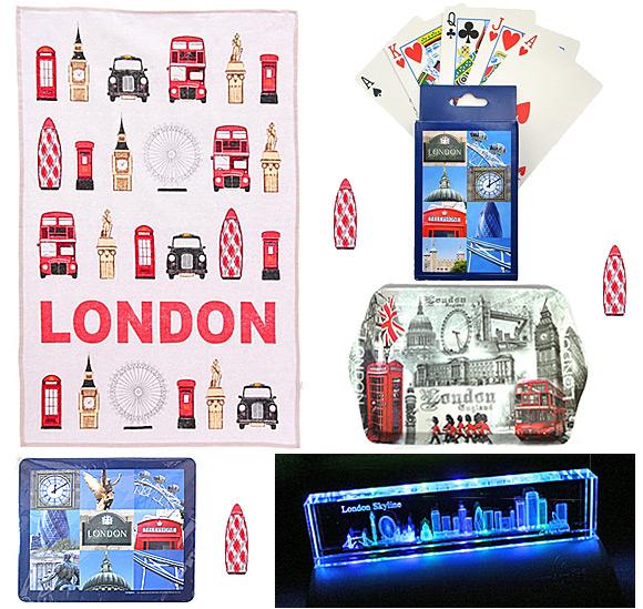 London Gherkin Tower Gifts