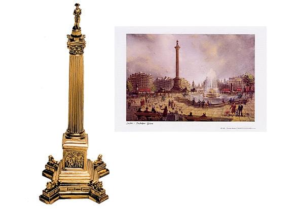 London Nelsons Column Souvenir Gifts