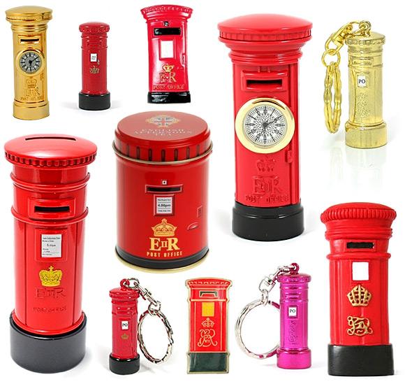 London Post Box Souvenirs