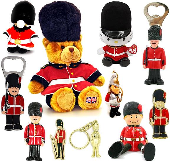 London Royal Guard Souvenirs