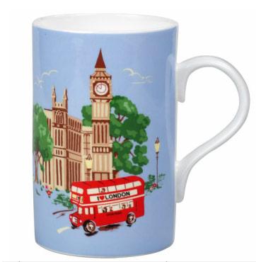Souvenir Mug from London
