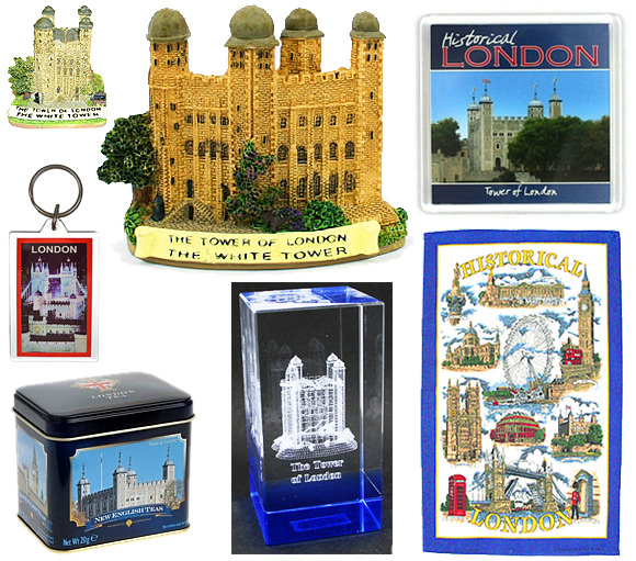 Tower of London Souvenirs